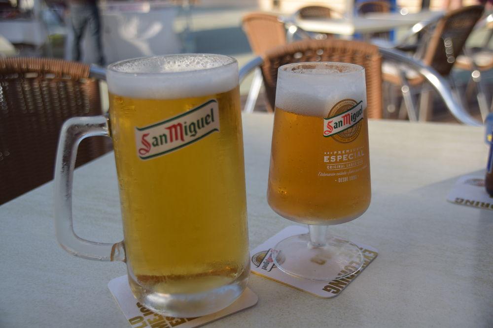 Kurzarbeit = Bier trinken