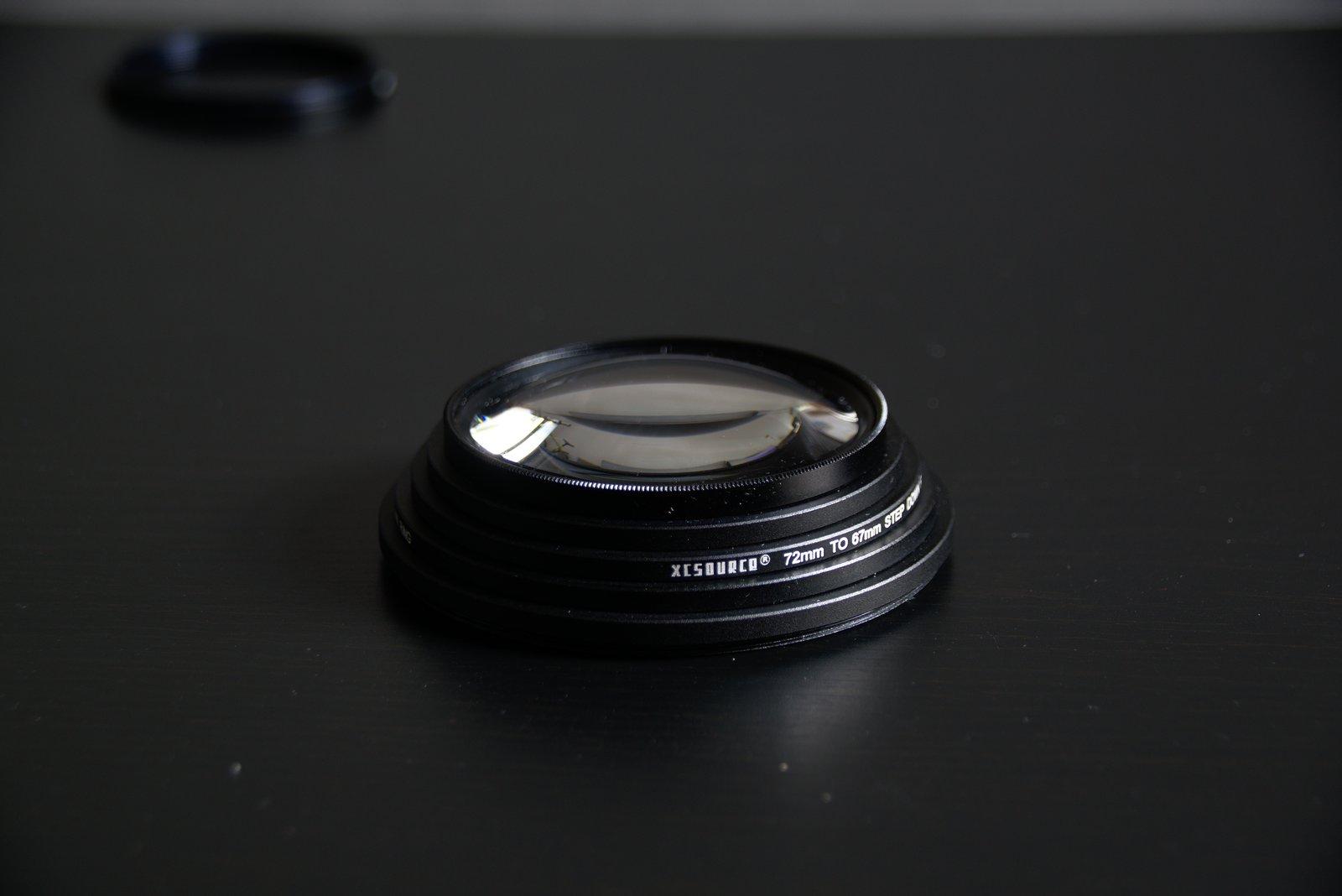 Erfahrungsbericht 18 Stück Filter-Ring Objektiv Adapter-Set 37 49 52 55 58 62 67 72 77 82mm Step Up Step Down 6