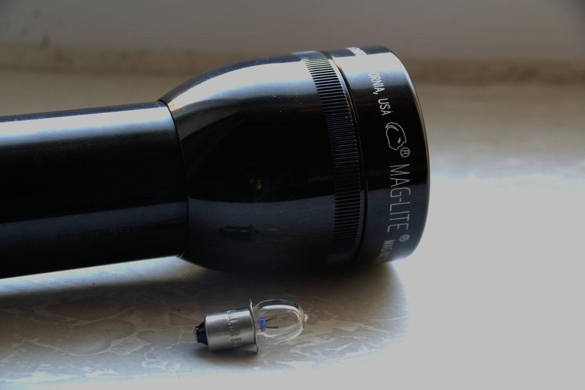 Makro Aufnahme einer Glühbirne. 3