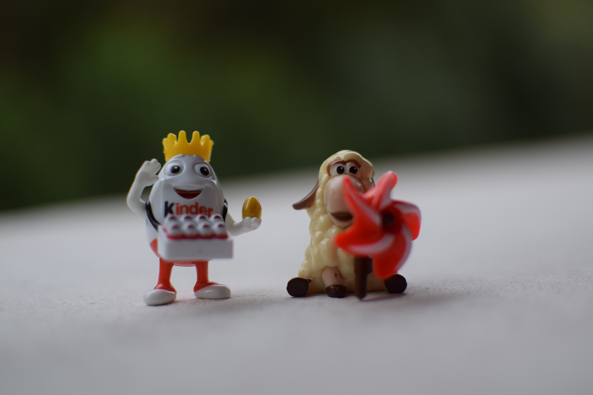 Überraschungsei Figuren 2
