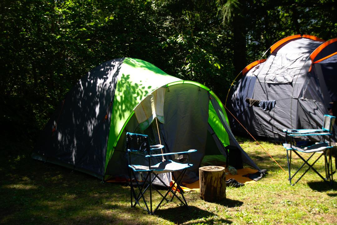 3 Wochen Camping Urlaub in Frankreich, Italien und der Schweiz. 7