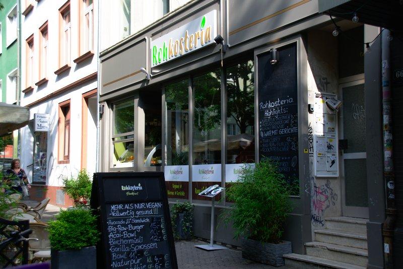 Rohkosteria Restaurant