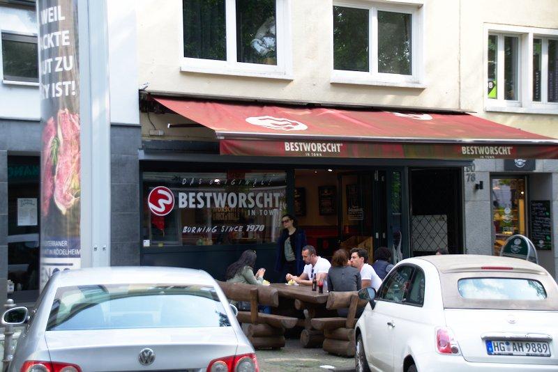 Best Worscht Berger Straße