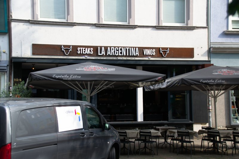 Steakhouse La Argentina