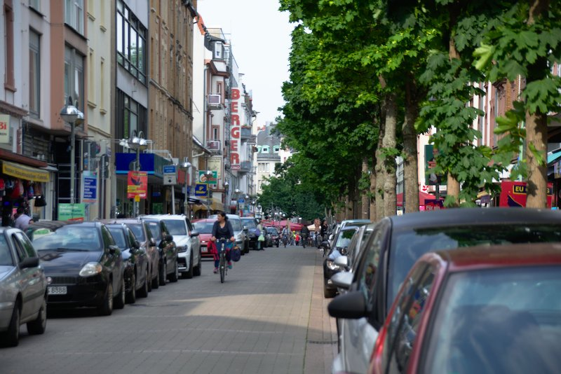 Rucola Berger Straße