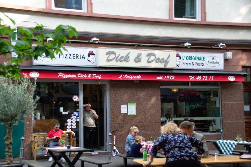 Pizzeria Dick & Doof