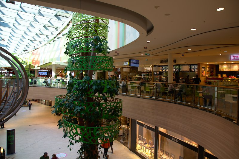 Food Court at Skyline Plaza