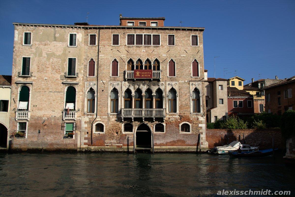 Casanova Museum Venice, Italy