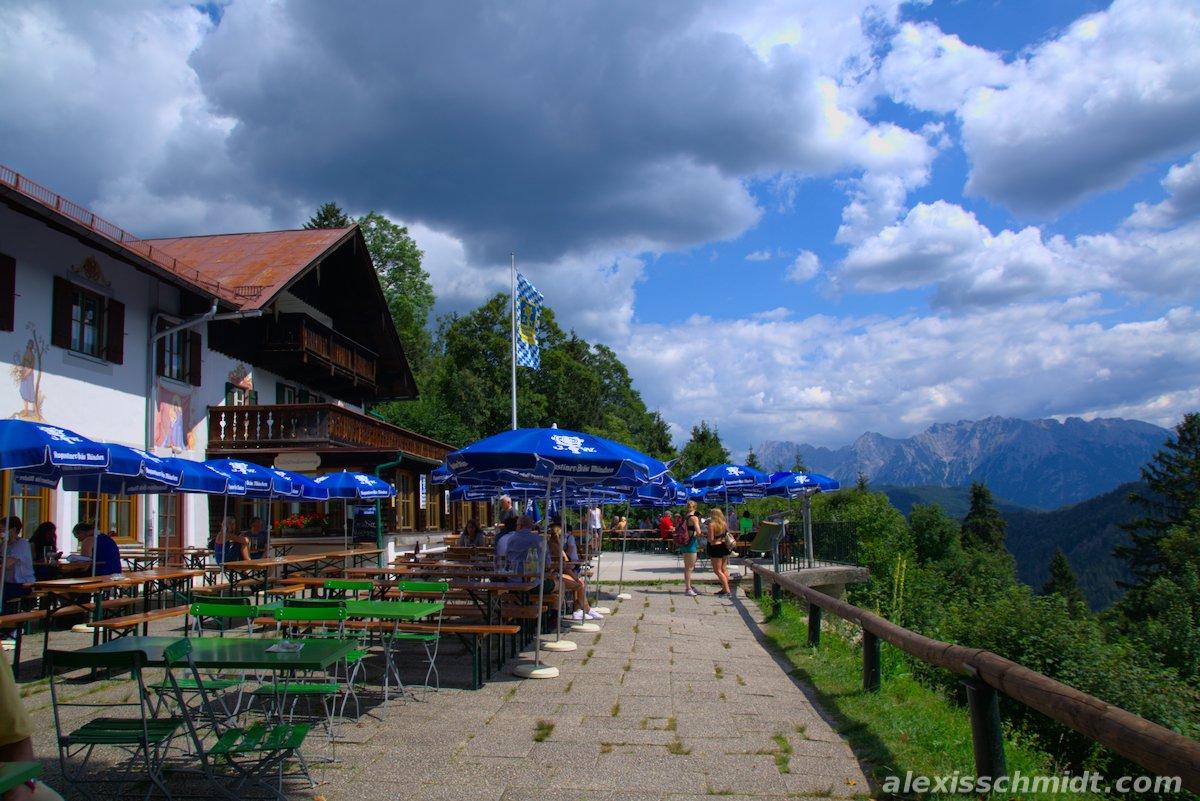 Berggasthof Eckbauer Garmisch-Partenkirchen, Germany