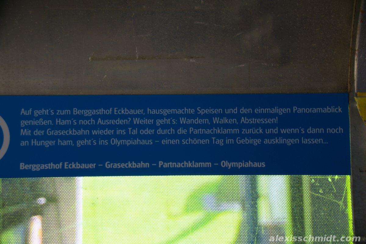 Graseckbahn Garmisch-Partenkirchen