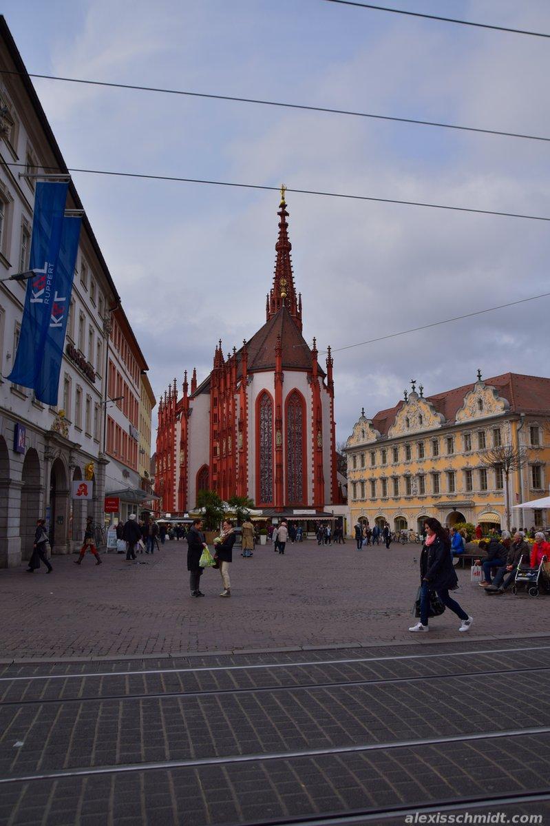 Marienkapelle in Würzburg, Germany