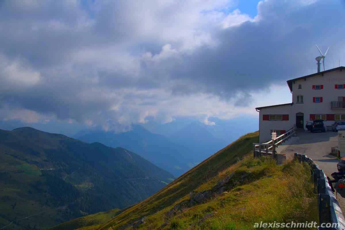 Penser Joch Alm, South Tyrol, Italy