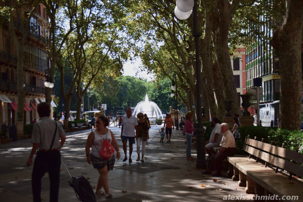 Public Place in Palma de Mallorca