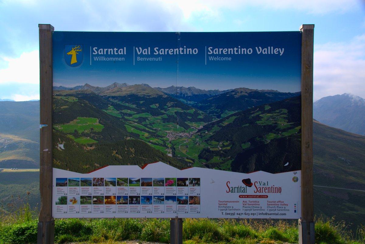 Sarentino Valley, Italian Alps