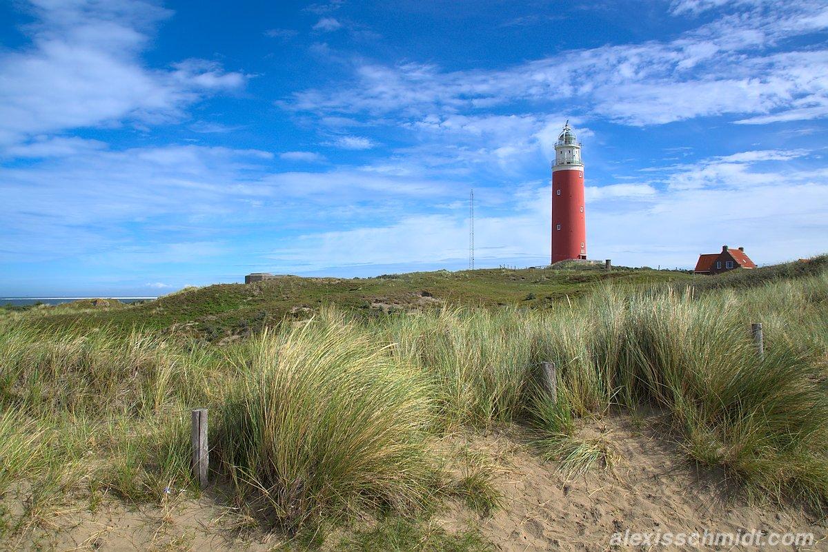 Leuchtturm in De Cocksdorp Texel