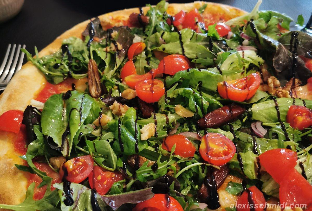 Pizza Vegan Deluxe