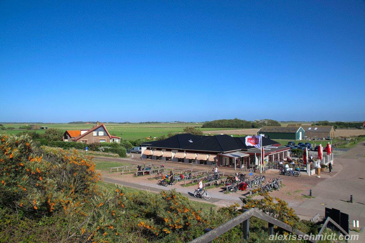 Café-Restaurant De Slufter Texel, Niederlande