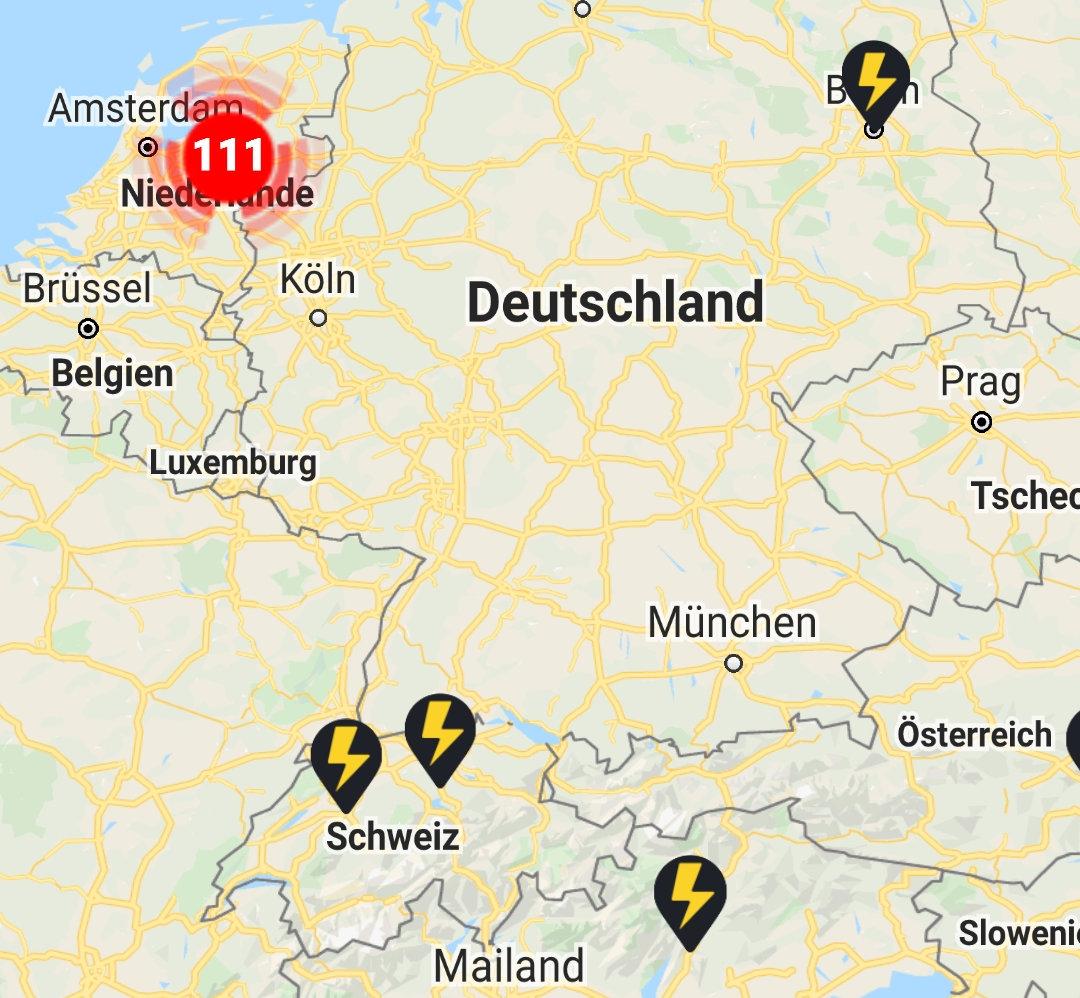 3 Lightning Netzwerk Shops in Deutschland