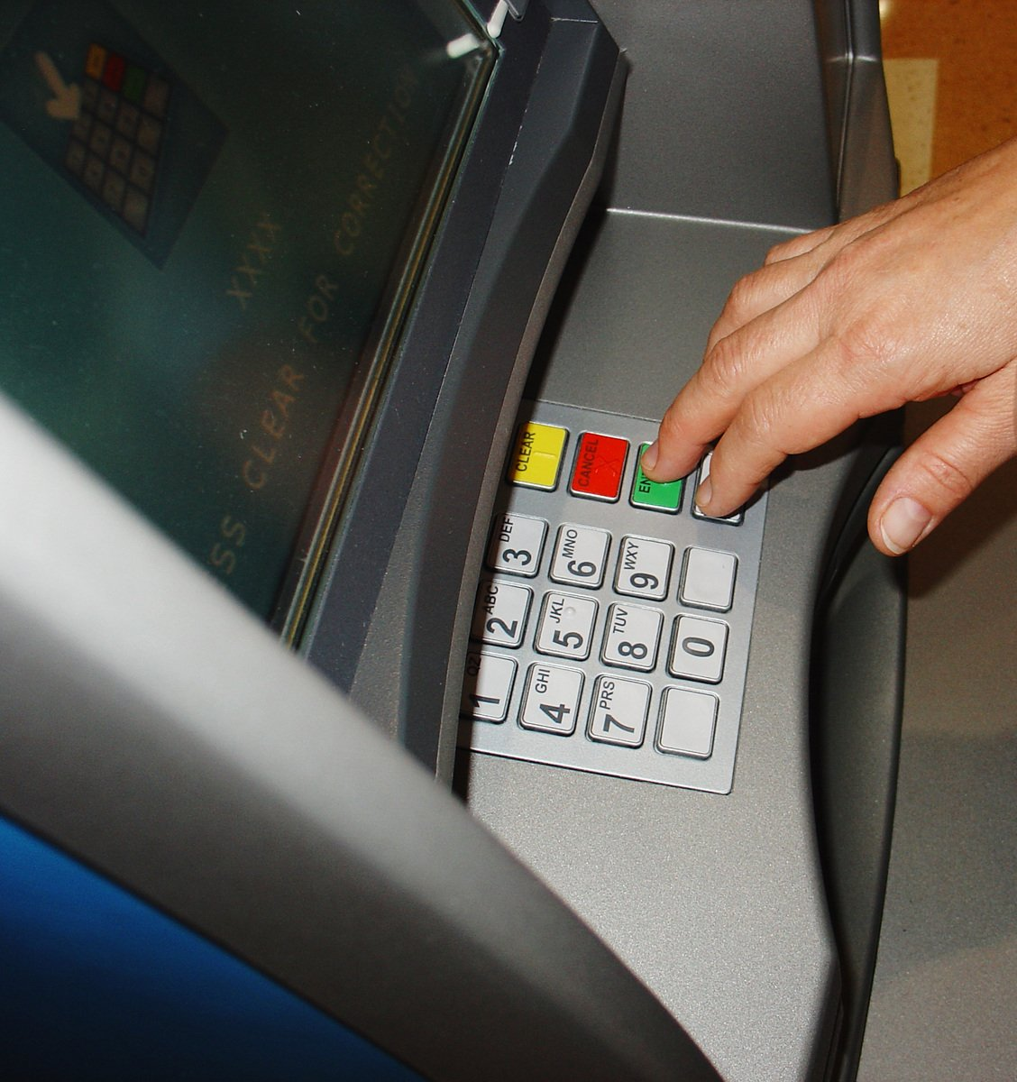 Sending money with Chivo ATM