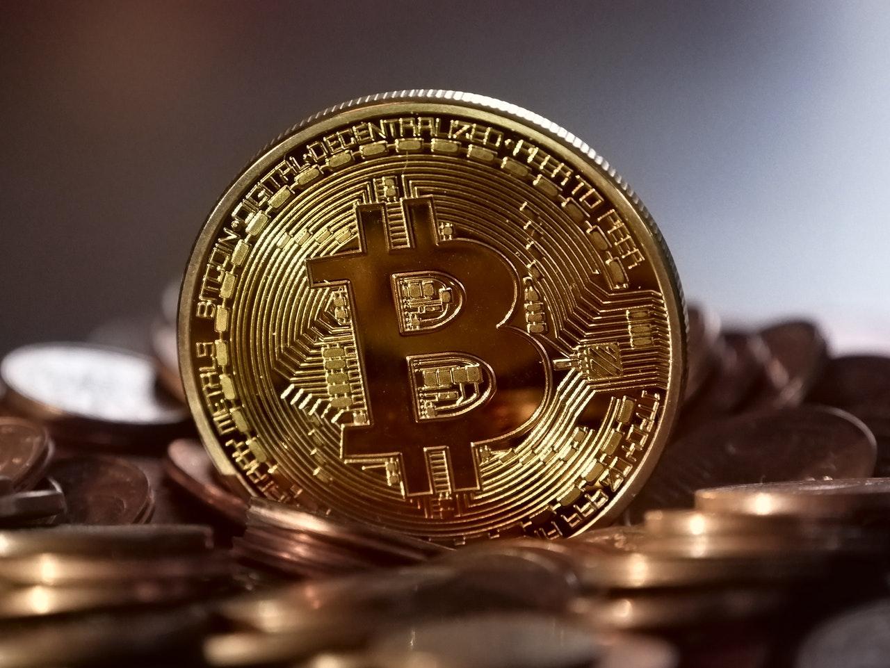 Buying Bitcoin at the house bank