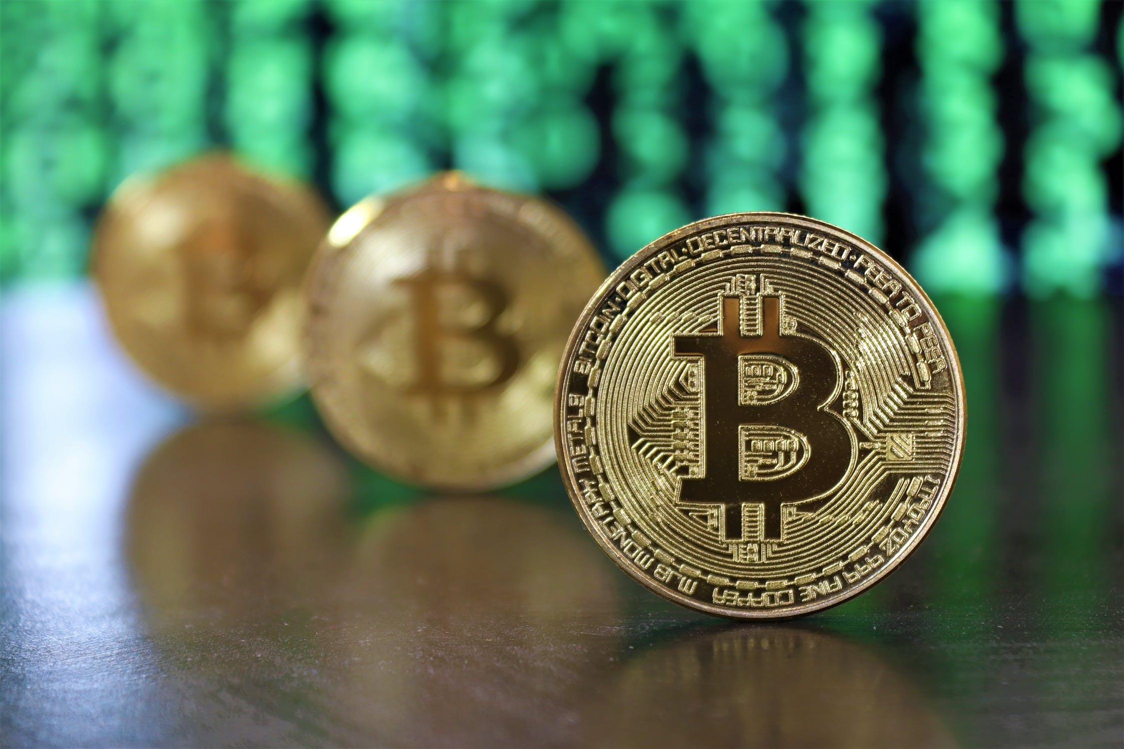 Anleger fliehen in Bitcoin